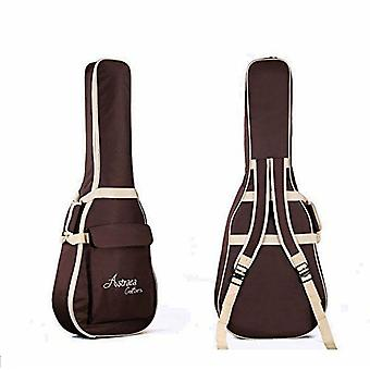 "Waterproof Soft Padded Strap 38""/39"" Folk Acoustic Guitar Gig Bag"