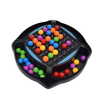 Neue Regenbogen Ball Matching Spiel einfache frühe pädagogische Spielzeug Puzzle Magic Chess Elimination Strategie Spiel Spielzeug Kinder
