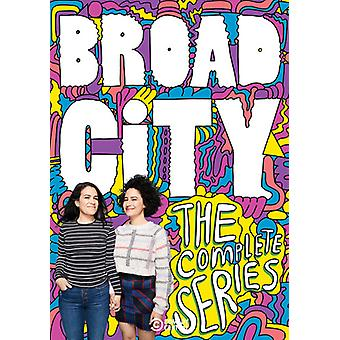 Broad City: Complete Series [DVD] USA import