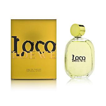 Loco loewe av loewe för kvinnor 3.4 oz eau de parfum spray