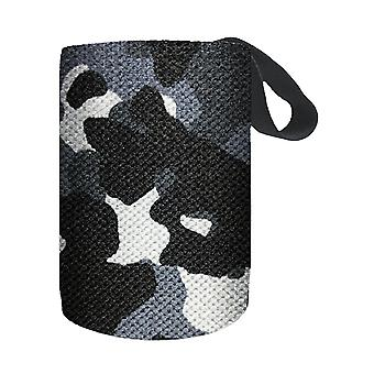 2PC Nylon Camouflage Camouflage Light blue Wrap Left and Right  Sports Bracers