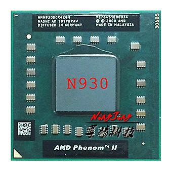 Cpu Processor Hmn930dcr42gm Socket S1, Amd Phenom Ii Quad-core Mobile N930 2.0
