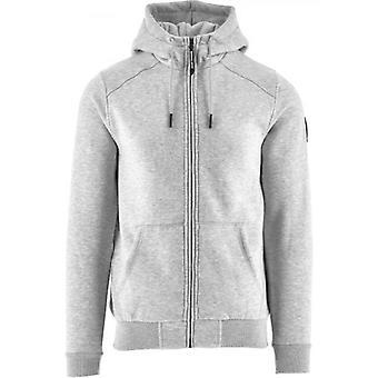 Marshall Artist Grey Siren Full Zip Sweatshirt
