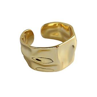 טבעת סטרלינג כסף אופנתי
