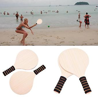 Strand Cricket Paddle Racquet Set