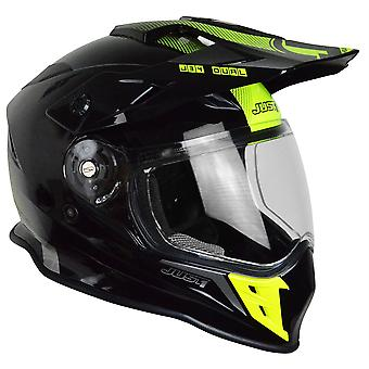 Just1 J34 Adventure Adults MX Helmet - Yellow