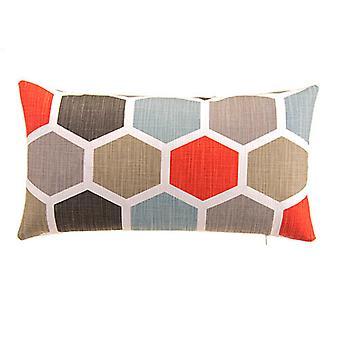 """Imperial Decorative Lumbar Pillow 22"""" X 12"""", Bumble"""