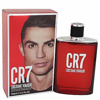 Cristiano Ronaldo CR7 by Cristiano Ronaldo Eau De Toilette Spray 3.4 oz / 100 ml (Men)