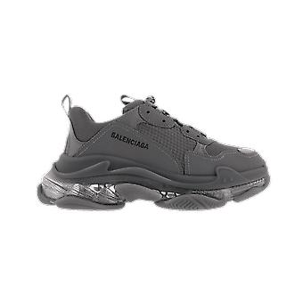 Balenciaga Triple S Clear/L.Free/No Wash Black 541624W2GA11801 shoe