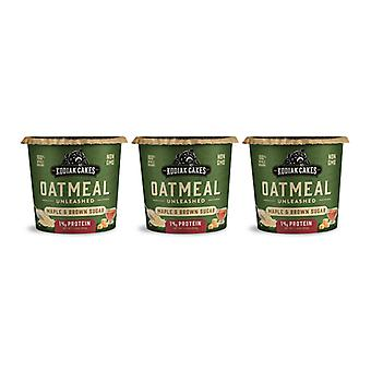 Kodiak Cakes Maple Brown Sugar Oatmeal in a Cup 3 Pack