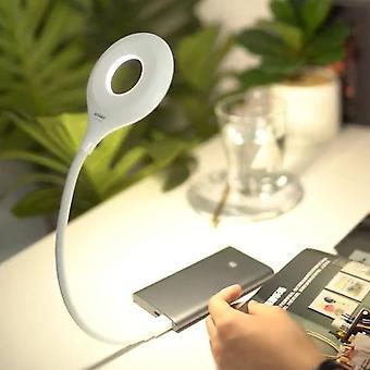 Bordlampe Usb Led Lamp Bordplade Lanterner Flexo Pc & Undersøgelse Læsning Usb Lamper