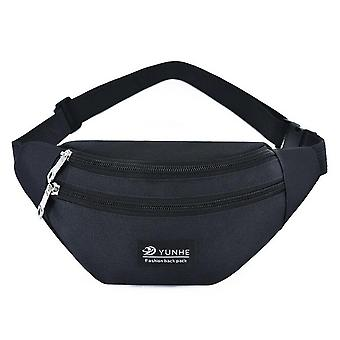 Oxford Cloth Waist Bag, Fanny Pack Sports, Travel, Outdoor, Chest Bag's And