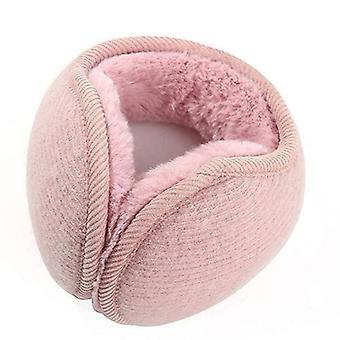 Stijl Winter Earmuffs, Solid Protect Cute Faux Soft Fluffy Earcap