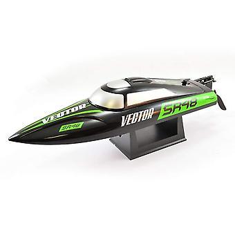 Volantex Racent Vector itse oikealle kilpa pikavene