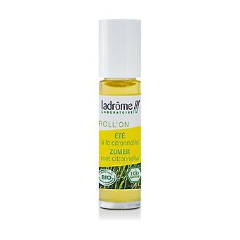 Roll On Summer with Organic Lemongrass 10 ml