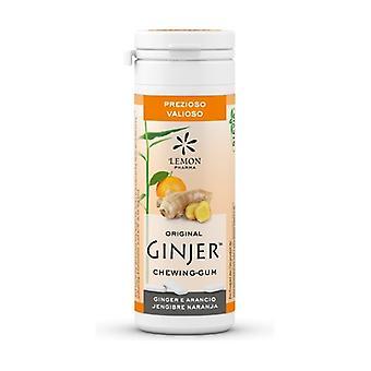 Ginger and Orange Gum 30 g