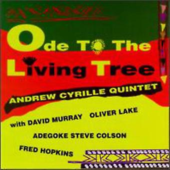 Andrew Cyrille Quintet - Ode to the Living Tree [CD] USA import