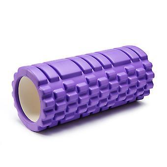 Schiuma Massaggiatore Roller Mace Rilassamento muscolare Yoga Colonna Attrezzatura per il fitness
