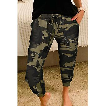 Fashion Camouflage Casual Sports Pants
