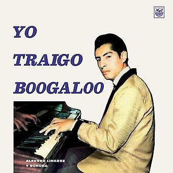 Linares,Alfredo / Su Sonora - Yo Traigo Boogaloo [Vinyl] USA import
