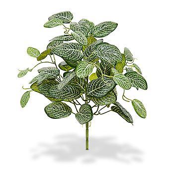 Künstliche Fittonia künstliche Bouquet 40 cm Varigated