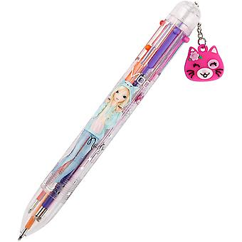 Depesche Top Model Ballpoint Pen with 6 Colours