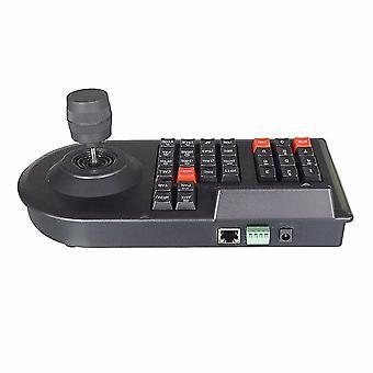 Cctv Joystick Keyboard Controller Lcd Display para o controle da câmera Ptz