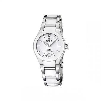 Festina C keramisch keramiek F16588-1 Horloge - Vrouwen