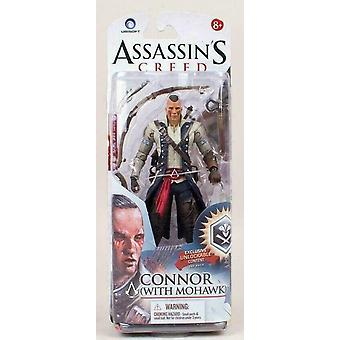 Assassins creed connor with con mohawk action figure