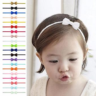 Cute Kids Baby Ribbon Toddler Flower Bow