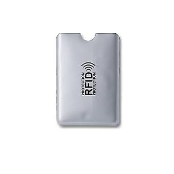 5-delige set antidiefstal iriserende rfid-kaarthouder met nfc-leesblokkeringsfunctie