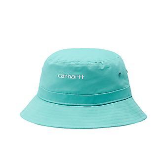 Unisex carhartt hat wip script bucket hat i026217.0ak