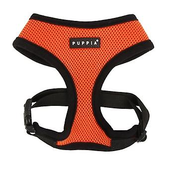 Puppia Harness Soft Orange (Dogs , Collars, Leads and Harnesses , Harnesses)