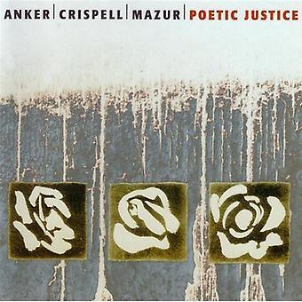 Anker/Crispell/Mazur - Poetic Justice [CD] USA import