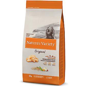 Nature's Variety Original Medium Adult Pollo (Dogs , Dog Food , Dry Food)
