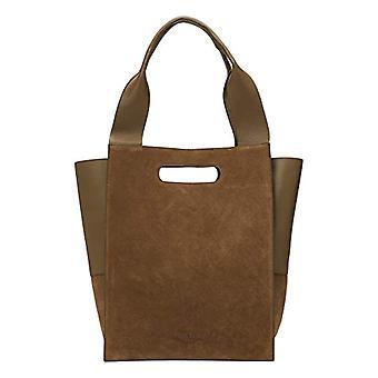 Liebeskind برلين أوليفيا توت، حقيبة المتسوق المرأة، الظل الأخضر، كبير