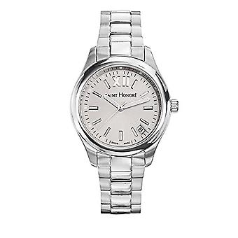 Saint Honore Analog Watch Quartz for Women with Stainless Steel Strap 7611451LGIN