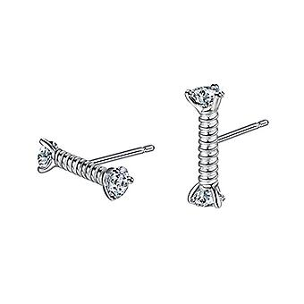 Gemshadow unisex in Sterling 925 silver and cubic zirconia