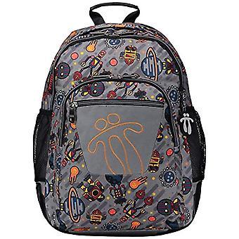 Totto Mochila Crayoles Casual Backpack 40 centimeters 25 Multicolor (Multicolor)(6)