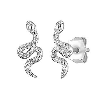 NOELANI Women's earrings in sterling silver 925 with snake