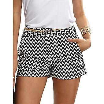 Mid-waisted Shorts