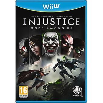 Epäoikeudenmukaisuus Jumalat keskuudessamme Peli Wii U