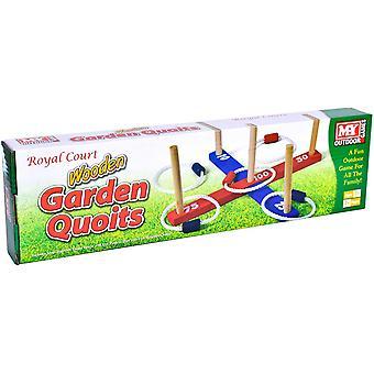 Jumbo-Sized Family Garden Outdoor Sommerspiele - Quoits