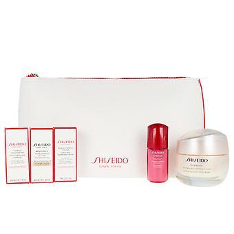 Beauty Kit Benefiance Wrinkle Smoothing Cream Shiseido (5 Pieces)
