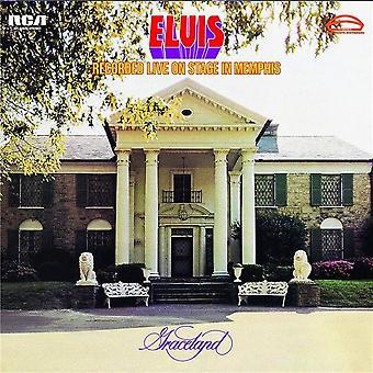 Elvis Presley - Live Opgenomen Op Stadium In Memphis Vinyl