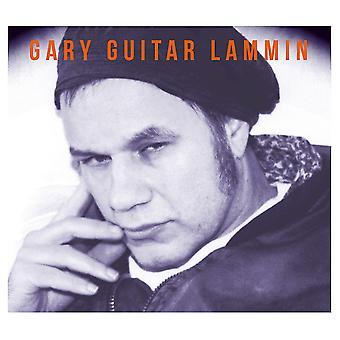 """Gary """"Gitarr"""" Lammin - Gary """"Gitarr"""" Lammin CD"""