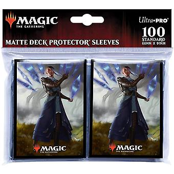 Magic The Gathering: Kaldheim featuring Niko Card Sleeves - 100 Sleeves