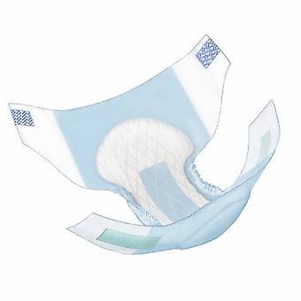 Cardinal Unisex Adult Incontinentie Brief, Blauw 15 Tassen