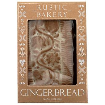 Rustic Bakery Cookie Tiles Gingerbread, Case of 8 X 10 Oz