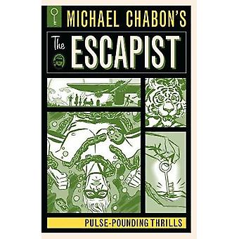 Michael Chabon's The Escapist PulsePounding Thrills